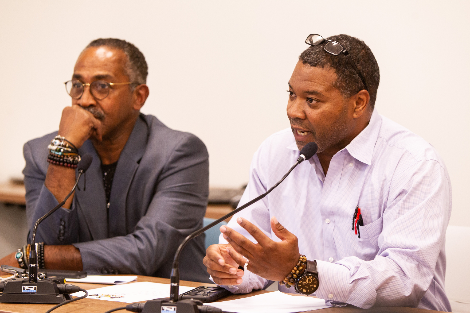 August 27, 2019: State Senator Sharif Street & State Representative Donna Bullock in partnership with State Senator Art Haywood hosted a Screening of The Mayor of Graterford, a film which follows the lives of two men who were sentenced to life without parole and released.