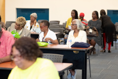 September 16, 2019: PHA, RAB & Senator Street host a Learning Session.
