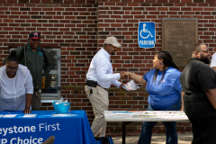 August 12, 2019: Senator Sharif Street joins State Reps Donna Bullock (D-195th) and Malcolm Kenyatta to host three mobile constituent services Philadelphia Housing Authority locations.
