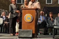 Naming of Senator Shirley Kitchen Way :: October 6, 2017