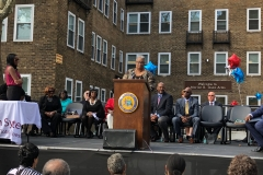 Naming of Senator Shirley Kitchen Way :: October 6, 2017