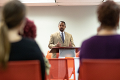 July 23, 2019: Senator Sharif Street  joins FAMM on for an educational forum on parole reform for lifers in PA.