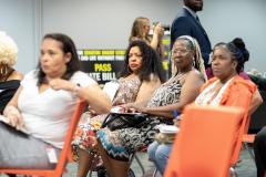 FAMMaJuly 23, 2019: Senator Sharif Street  joins FAMM on for an educational forum on parole reform for lifers in PA.