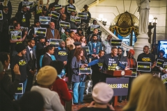 SB 942 Redemption Now Rally :: March 27, 2018