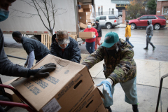 November 13, 2020: Senator Sharif Street hosts his 19th Annual Turkey Drive