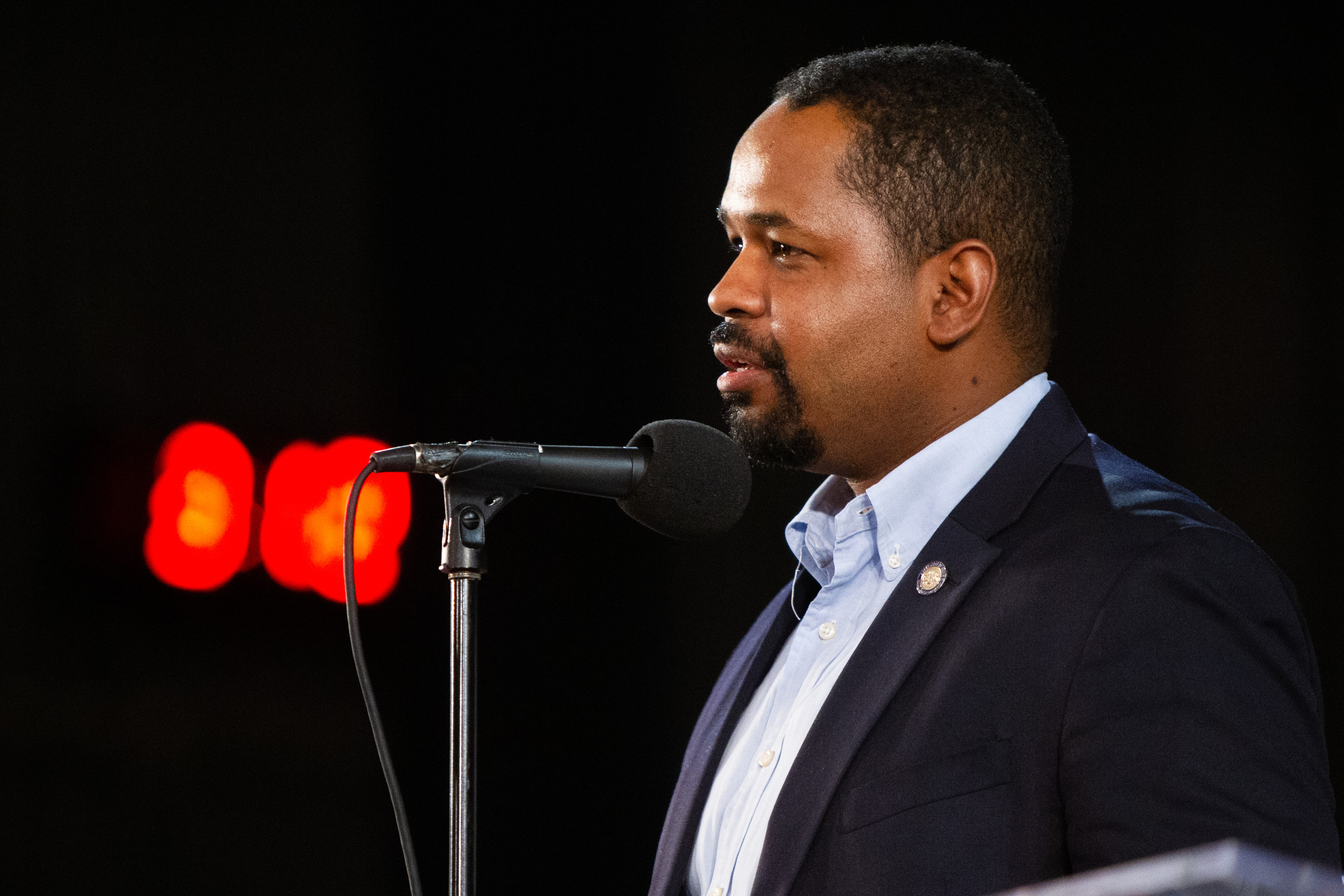 July 14, 2019 − Sen. Sharif Street hosts a Violence Prevention Forum in response to the recent increase in gun violence across Philadelphia.