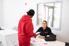 November 16, 2019: Senator Sharif Street hosts Healthcare Enrollment event.