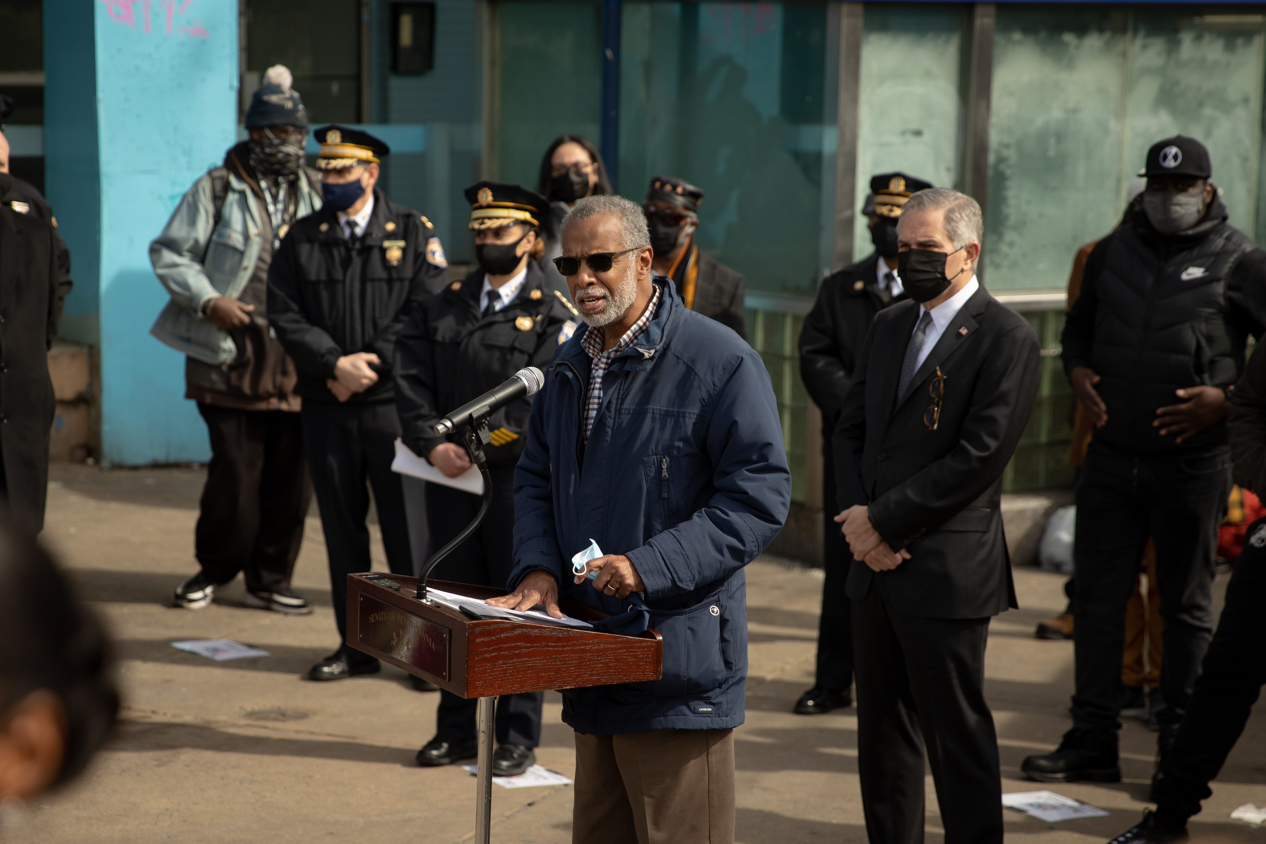 February 26, 2021: City & State Leaders Join Philadelphians in Demanding Safety From Gun Violence