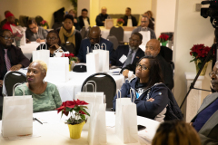 December 9, 2019: Senator Street hosts a forum on Lending and the Community Reinvestment Act (CRA). This event was an opportunity to learn more about how banks comply with CRA and a chance to meet the makers of decisions that affect your community.