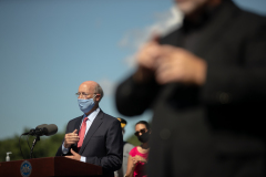 July 14, 2020:  Gov. Tom Wolf signed two policing-reform bills into law.