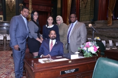 Swearing-In Ceremony :: January 3, 2017