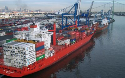 Street Joins Governor to Announce Significant Investment in Port of Philadelphia