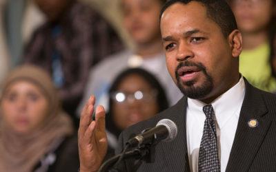 Sen. Street Resolution Recognizing Eid al-Fitr Holiday Approved in Senate