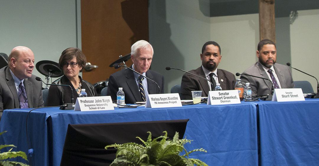 Senator Street to Host Roundtable Discussion on Criminal Justice Reform