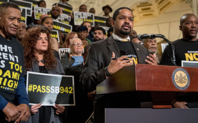 Senator Sharif Street & Advocates Rally To End Life Without Parole