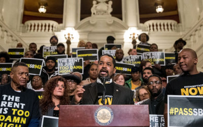 Senator Sharif Street Continues Statewide 'Redemption Tour' to Raise Public Awareness for PA Senate Bill 942