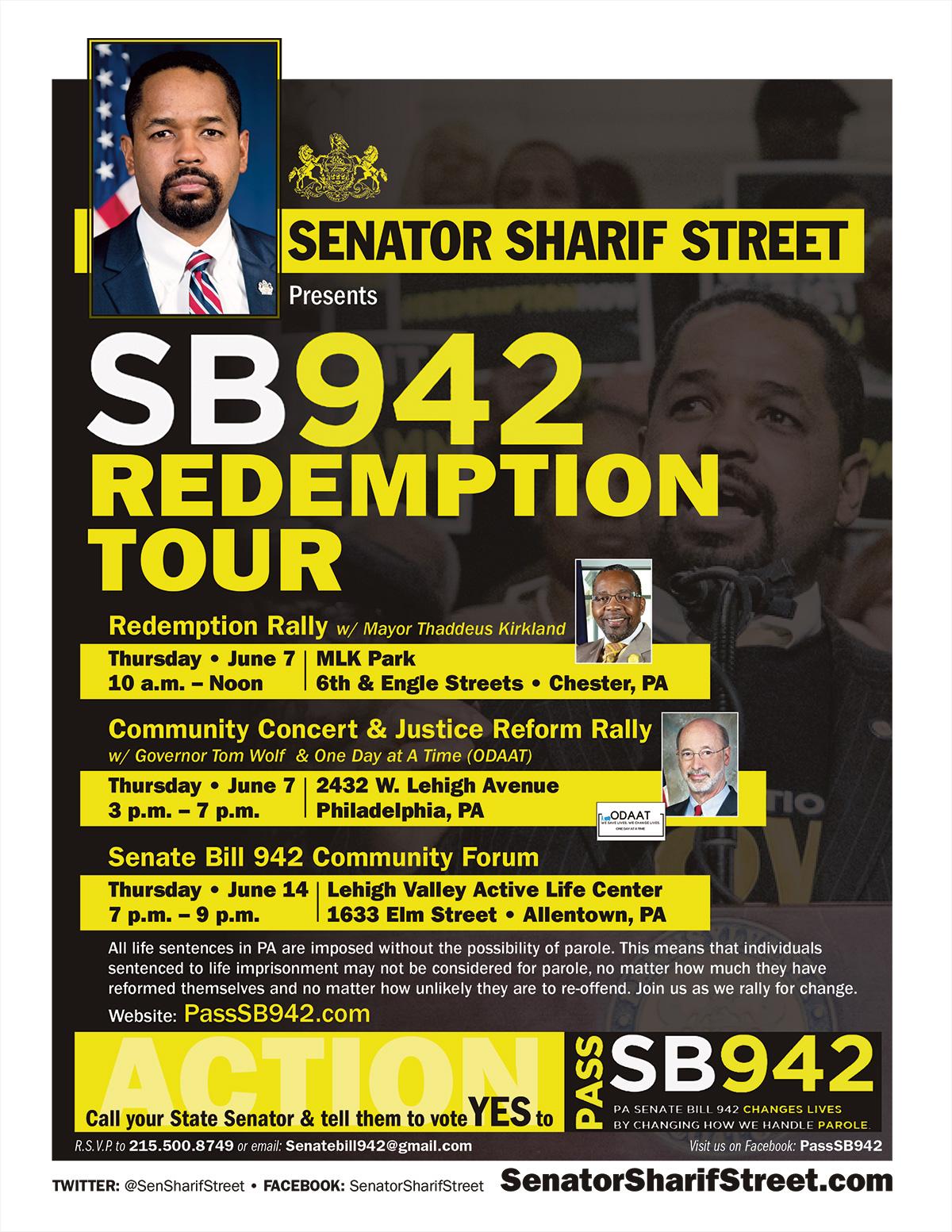 SB 942 Redemption Tour