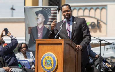 Led by State Senator Sharif Street, Six State Legislators ask that the Air Permit for SEPTA's Power Plant be Rescinded in the Environmental Justice Neighborhood of Nicetown