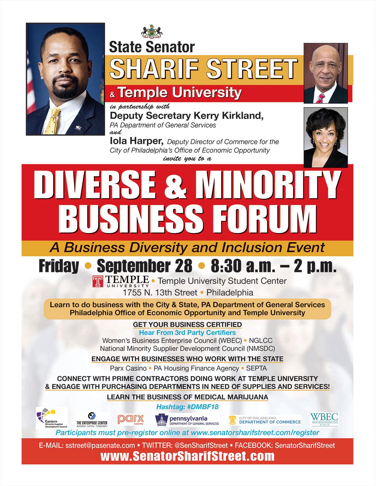 Diversity & Inclusion Fair 2018