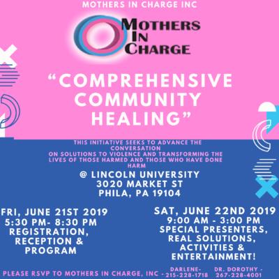 Comprehensive Community Healing