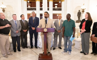 Members of The General Assembly & Statewide Advocates Hosted News Conference Defending General Assistance