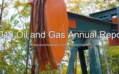 DEP's Oil and Gas Annual Report Details Increased Permitting and Inspection Efficiency