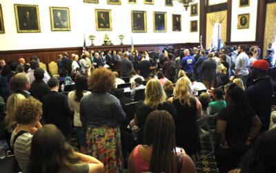 Senator Street Offers Legislation to Restrict Military Grade Weapons in wake of Philadelphia Shooting