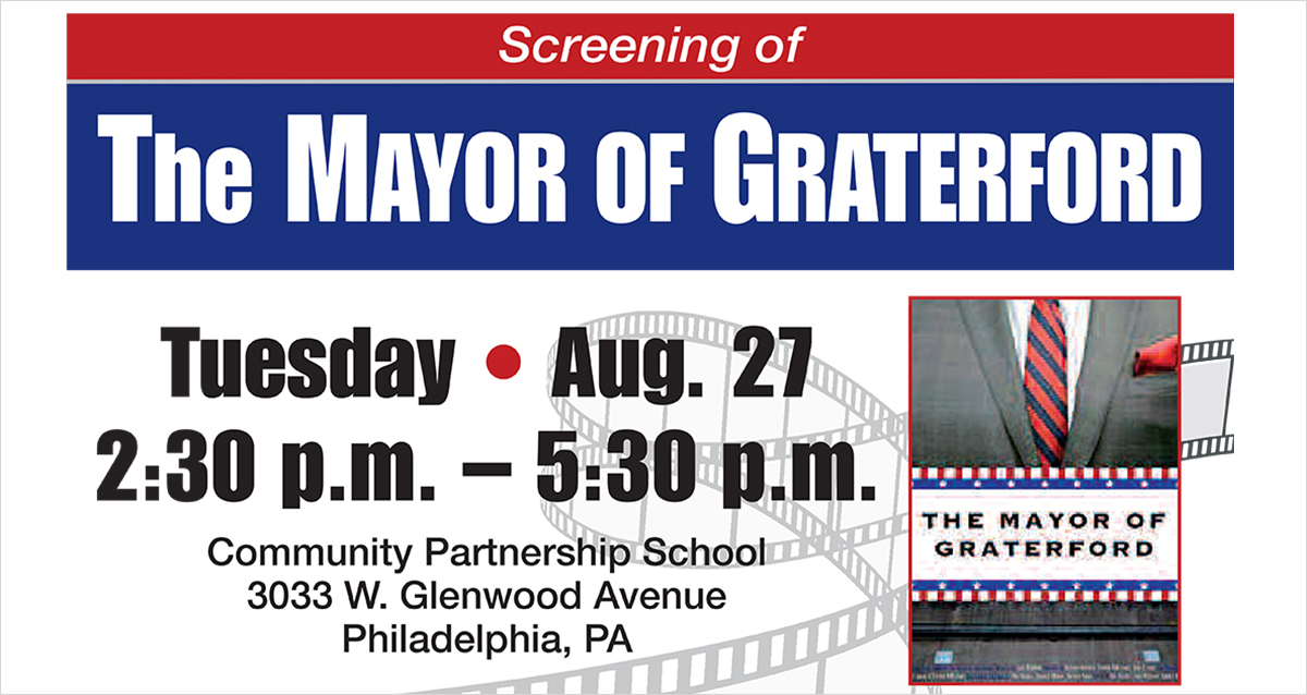 Screening of The Mayor of Graterford