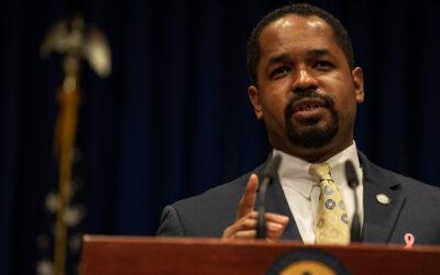 Senator Street Statement on Refusal  to Seat Senator Brewster