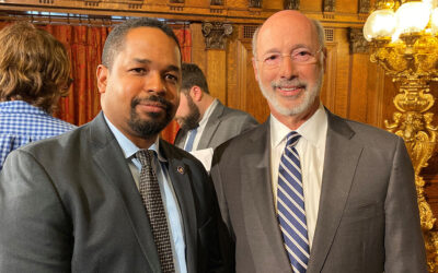Senator Street's Statement on  Governor Wolf's Call for Cannabis Reform