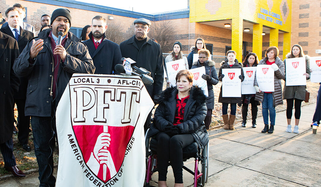 Senate Democrats Demand Action to Remediate Philadelphia's Toxic Schools