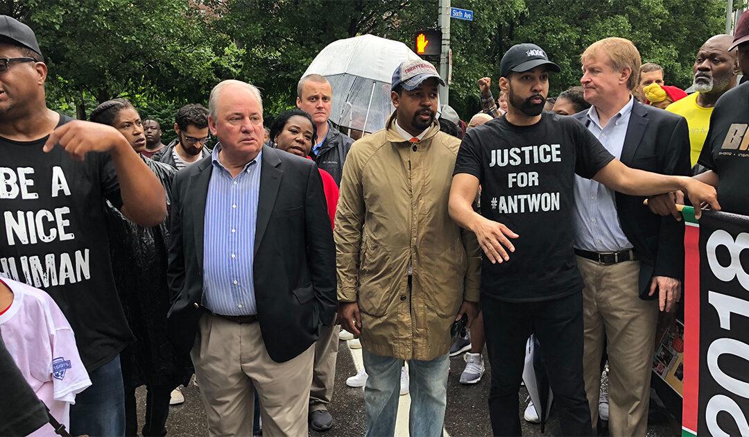 Justice for Antone Rose