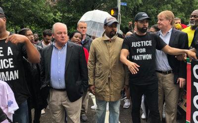 Senator Street Statement on the One Year Anniversary of George Floyd's Murder