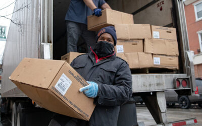 5KTurkeys Delivered Across Philly& Pennsylvania inThanksgiving Distribution