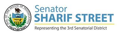 Senator Sharif Street