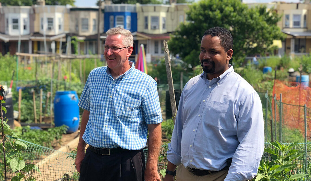 $500K in Grants Announced by Sen. Street & PA Agriculture Sec. Russell Redding