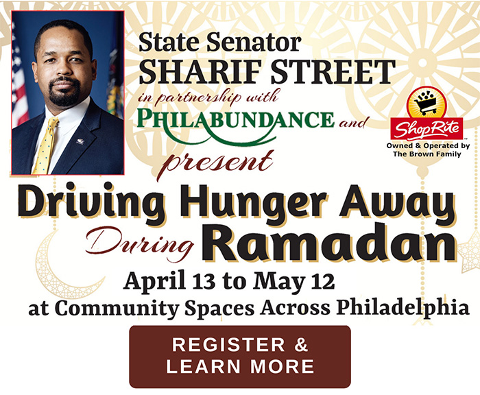 Driving Hunger Away During Ramadan